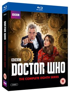 Doctor Who - The Complete Series 8 Blu-ray 2014 Region Free: Amazon.co.uk: Peter Capaldi, Jenna Coleman, Steven Moffat: DVD & Blu-ray