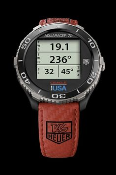 TAG HEUER AND ORACLE TEAM USA REINVENT THE SAILING CHRONOGRAPH TAG Heuer Aquaracer 72 Oracle Team USA (See more at:http://watchmobile7.com/articles/tag-heuer-aquaracer-72-oracle-team-usa) (2/3) #watches #tagheuer #oracleteamusa @Tyler Gerritsen Heuer