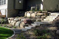 images stone retaining walls - Bing Images