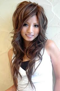 long layered haircuts Tips on how to achieve good Long Layered Haircuts.forget cutting my hair. Long Layered Haircuts, Haircuts For Long Hair, Long Hair Cuts, Hairstyles Haircuts, Pretty Hairstyles, Asian Hairstyles, Layered Hairstyles, Japanese Hairstyles, Hairstyle Ideas