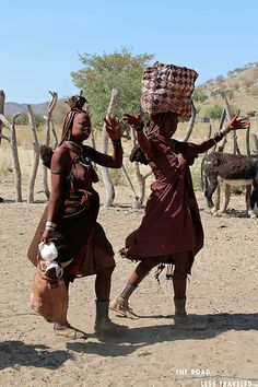 Traveling to the Himba community, a nomadic pastoral tribe of Northern Namibia, we learn how they survive in the 21st century. Considered by some as the most beautiful women in Africa, the Himba are famous for covering themselves with otjize, a reddish tinge mixture of butter fat and ochre. #Culture #Travel #RLT #Adventure