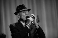 Leonard Cohen - Kongens have - Odense,Denmark - 17-8-2013