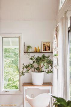 Naifandtastic:Decoración, craft, hecho a mano, restauracion muebles, casas pequeñas, boda: DIY: Estanterías voladas
