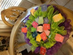 I need to make this with my many empty clamshells! chayden.scentsy.us