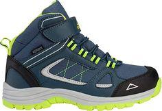 Großartiger Kinder Outdoor Schuh!  Im kernigen Look wurden Diese McKINLEY Maine Mid AQB Outdoor Stiefeletten gestaltet. Das mehrlagig gestaltete Obermaterial ist besonders robust.. Obermaterial: Kunstleder / PU Innenmaterial: Synthetik Sohle: Gummi Verschluss: Schnürsenkel Schuhweite: Schmal  Schuhe & Handtaschen, Schuhe, Jungen, Sneaker & Sportschuhe, Sport- & Outdoorschuhe, Trekking- & Wanderschuhe Maine, Unisex, Trekking, High Tops, High Top Sneakers, Mckinley, Wedges, Shoes, Fashion