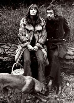 Serge Gainsbourg et Jane Birkin Charlotte Gainsbourg, Serge Gainsbourg, Gainsbourg Birkin, Lou Doillon, French Girl Style, French Girls, Agent Provocateur, Style Jane Birkin, Kate Barry