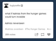"This super power: | 27 ""Hunger Games"" Puns You Can't Help But Laugh At"