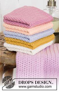Crochet - Modèles tricot et crochets gratuits de DROPS Design