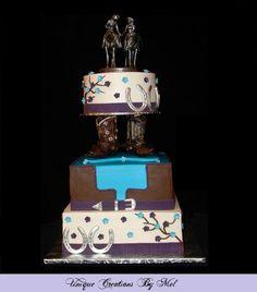 simple country wedding cakes | Western Wedding Cakes | Wedding ...