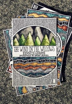 The Wind in the Willows, #013 #illustration