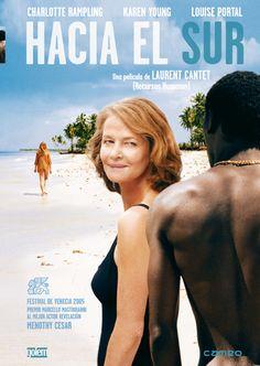 Hacia el sur (2005) Francia. Dir: Laurent Cantet. Drama. Prostitución. Cine social. Sexualidade. Feminismo - DVD CINE 814 e DVD CINE 1375-III
