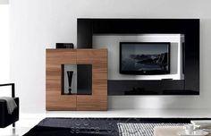 Modern TV Wall Units Furnish House   Kosip