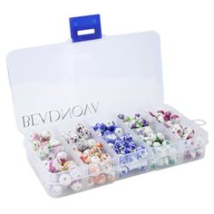 Beadnova 8mm Traditional Chinese Stlye Theme Flower Ceramic Beads Porcelain China Beads Assortment Mix Lot BEADNOVA http://www.amazon.com/dp/B00KRZSHUS/ref=cm_sw_r_pi_dp_rHuLwb1EHXQDM