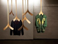 cool clothing hangers