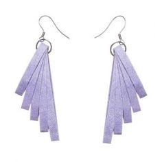 Korvakorut Viuhkat, violetti