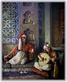 Ressam Kamil Aslanger (1949 - ....) | Türk Ressam - Forum Gerçek
