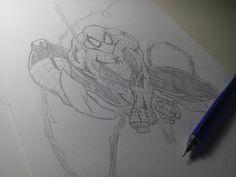 Spider-Man by AnoZero