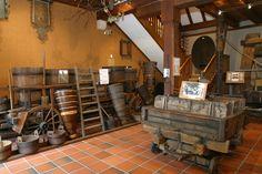 Musée du vignoble et des vins d'Alsace - Kientzheim - #Alsace