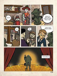 """""""Todos Bonecos"""" (with Pedro Brito) page #4"""