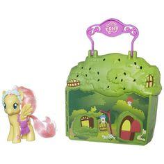 My Little Pony malette playset assortiment - Mini univers My Little Pony Fille Hasbro - JouéClub Coulommiers, JouéClub Montereau et JouéClub Sens