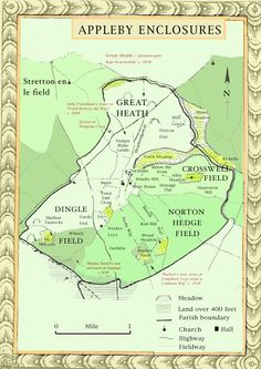 Enclosures Agricultural Revolution, History Of England, Open Field, Free Resume, Sample Resume, Leadership, Maps, Map, Cards