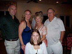 Rehearsal dinner for the DeCosta wedding (Jason & Rosalee) ❤️ Florida family ❤️