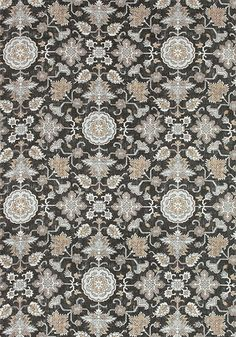 MAHAL, Grey, F964132, Collection Caravan from Thibaut