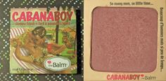 TheBalm Down Boy, Frat Boy, and Cabana Boy Blushes: Review and Swatches