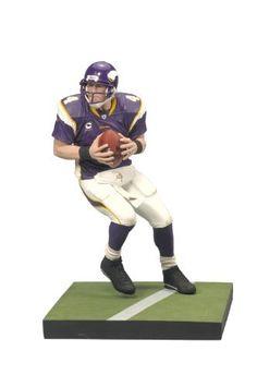 McFarlane Toys NFL Series 23 - Brett Favre 6 Action Figure by McFarlane  Toys.  14.95 ab61a9482