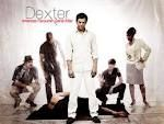 Dexter, a TV show on Showtime, is based on the novels by Jeffry P. Lindsay. Love the opening music!