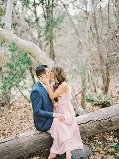 Early spring engagement photos by Lauren Ristow in Sedona, Arizona