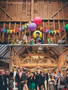 Colorful Festival Wedding at Tewin Bury Farm, Shot by London Alternative Wedding Photographer Wedding Colors, Wedding Styles, Wedding Ideas, London Photography, Wedding Photography, Tewin Bury Farm, Tythe Barn, Destination Wedding Inspiration, Heart Pictures