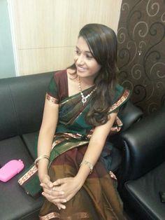 Priya Bhavani Shankar in Saree