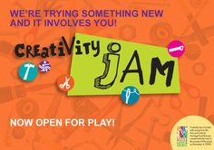 Two new exciting visiting exhibits now open at the Minnesota Children's Museum. Creativity Jam and Blue Man Group