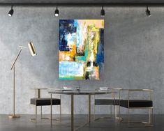 Extra Large Wall Art Original Abstract Painting on Canvas , Large Abstract Painting, Contemporary Wall Art, Large Original Painting --------------------------------------------------------- Original HANDPAINTED Art by Professional Artist Large Abstract Wall Art, Large Canvas Art, Large Wall Art, Abstract Canvas, Canvas Art Prints, Canvas Wall Art, Large Painting, Texture Painting, Large Art