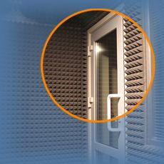 Mappysil (Мапписил) Звукопоглощающие плиты из пенополиуретана (акустический поролон) acoustic.ua - Aкустические материалы и Технологии