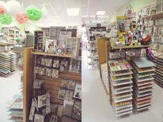 Paper Tales scrapbooking store in San Diego, CA