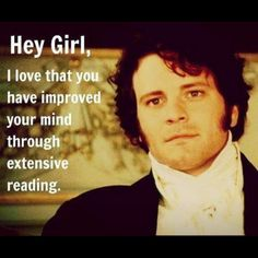 Colin Firth, Hey Girl
