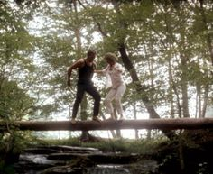 "from ""the shape of the journey"" :   dirty dancing : my favourite movie  i love it, i love it"