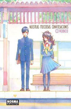 NUESTRAS PRECIOSAS CONVERSACIONES  ISBN 9788467929003 Manga de Robico