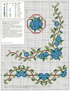 bread cloth cross stitch charts | Revista Bread Cloths Ponto Cruz - Lucilene Donini - Picasa Web Albums