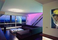 Private apartment Milan by Francesco Rota