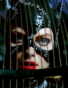 Michelle Pfeiffer as Catwoman ~ Batman Returns