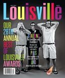 July 2013 Louisville Magazine Cover