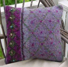 Anatolia Pillow Pattern PDF on Etsy, $5.00