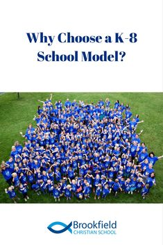 Reasons to consider a K-8 model school for your family.