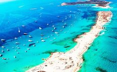 Today in Formentera - Ibiza ❤ Beach Vibes, Ibiza Beach, Beach Fun, Menorca, Ibiza Formentera, Best Beaches In Europe, Beaches In The World, Most Beautiful Beaches, Beautiful Places