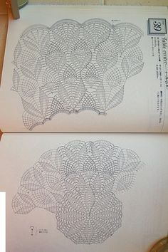Crochet Umbrellas Archives - Beautiful C - Diy Crafts - DIY & Crafts Crochet Doily Diagram, Crochet Doily Patterns, Crochet Mandala, Crochet Doilies, Crochet Table Runner, Crochet Tablecloth, Diy Crafts Crochet, Pineapple Crochet, Craft Free