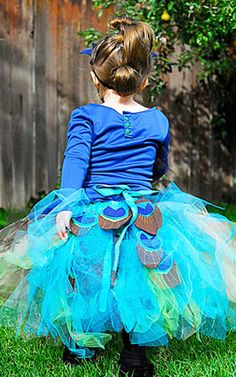 peacock costume for kids - Google Search
