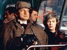 George C. Scott as Sherlock Holmes ?!